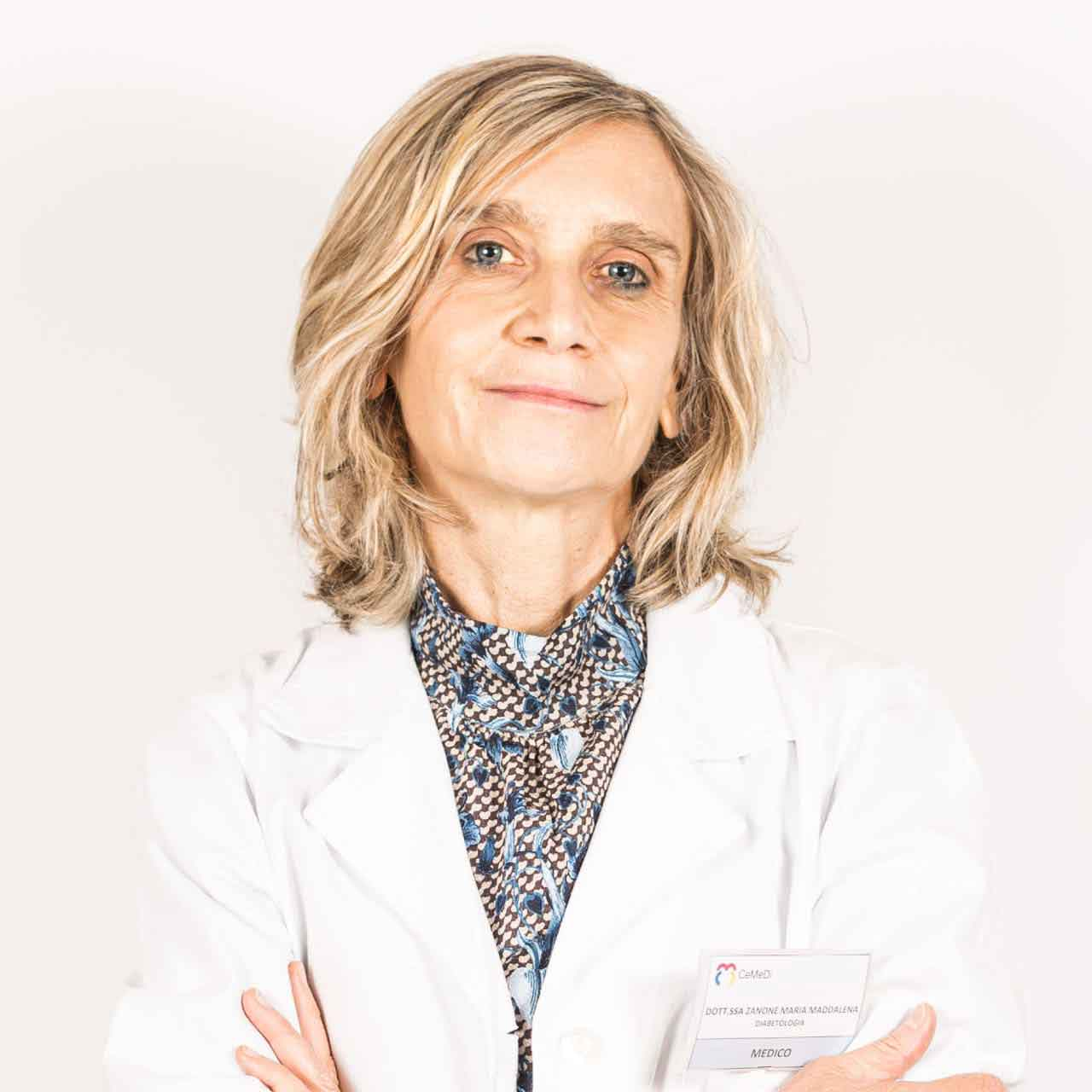 Zanone Dott.ssa Maria Maddalena